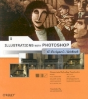 Illustrations with Photoshop : A Designer's Notebook артикул 1682a.
